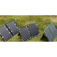 Solar Battery Travel Foldable Charger with Ce FCC Approved