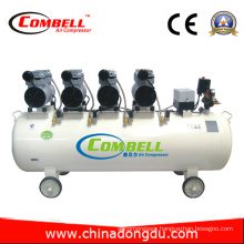 CE Low Noise Oil Free Air Compressors (DDW200/8A)