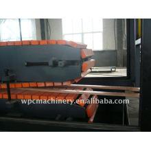Fenêtre en PVC et ligne de production de portes
