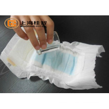 non woven fabric PP / pla filament raw material for baby diaper free sample