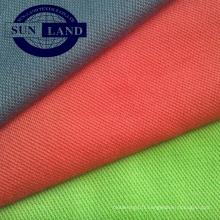 fils de polyester tissus piuqe anti-statique vêtements de salle blanche