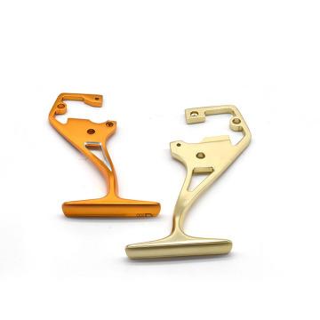 Peças de forjamento de latão personalizadas para equipamentos industriais
