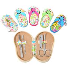4pcs Girls Manicure Pedicure Manicure Set