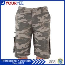 Shorts de travail Camo Shorts de style détendu (YGK120)