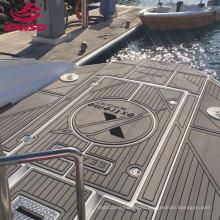 anti slip durable non toxic Custom boat yacht flooring material marine eva foam sheets 20mm  boat decking