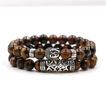 Tiger eye Friendship Men Bracelet