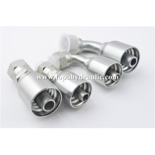 JIC Female hydraulic hose crimp fittings