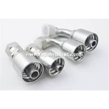 High pressure brass fittings eaton hydraulic hose connectors