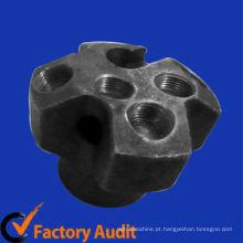 broca feita sob encomenda das ligas de aço do cobalto das ferramentas elétricas para a mineração ou o bocado de perfuração do poço de petróleo