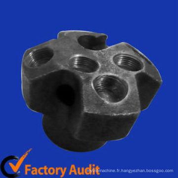 outils électriques personnalisés cobalt alliages en acier foret pour l'exploitation minière ou forage de puits de pétrole