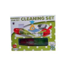 Батареи работают игрушки для детей Набор для чистки