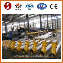 Transportador de tornillo flexible, tornillo de alta calidad