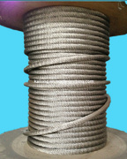 Dia. 21.5mm; 19*37; AISI304- Stainless Steel Wire Rope