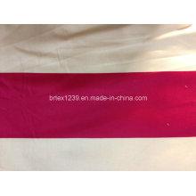 Tecido 100% algodão / spandex mancha para vestuário