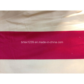 100% Cotton /Spandex Stain Fabric for Garments