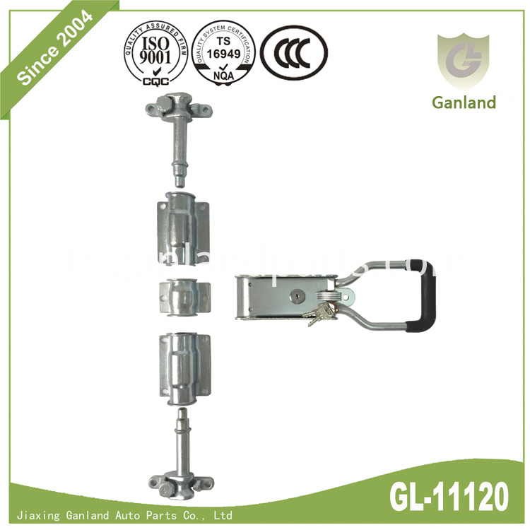 Trailer Sliding Door Lock GL-11120