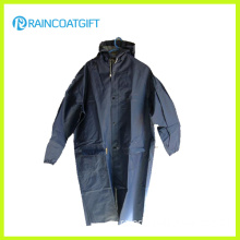 Durable Reusable EVA Long Rain Coat for Adult