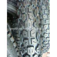 3.00-18 off Road Motorcycle Tire with Certificate Complete