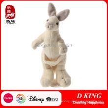 Plush Soft Kangaroo Stuffed Animals Kids Toy
