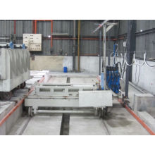Máquina de fabricação de painéis de parede pré-moldada multi função