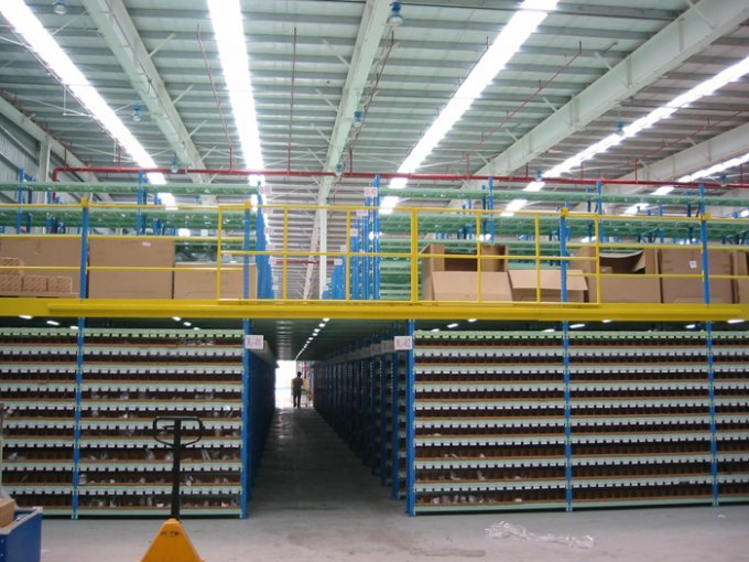 Industrial Mezznine Floor