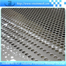 Perforated Wire Mesh with Round Hole