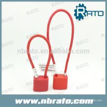 cerradura roja promocional del arma laminado