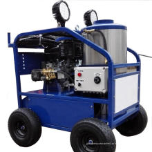 давление моющего пылесоса с двигателем Honda