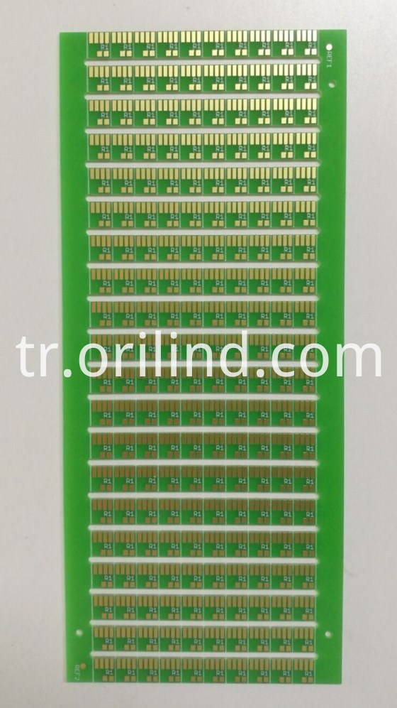 200-up with v-score pcb