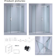 8mm / 10mm Glass Throw Rectangle Shower Enclosure / Shower Box (Kw05-K)
