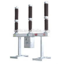 High voltage sf6 type 132kv circuit breaker