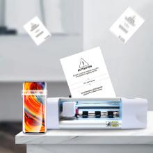 Mobile Phone Hydrogel Screen Protector Cutting Machine