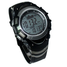 Wholesale Top Grade Waterproof Digital Fishing Barometer Watch