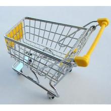 Cheaper mini supermarket shopping carts