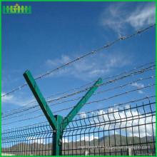 Bonne qualité Nouvelle conception cloture métallique bon marché pour maison / parc / zone industrielle / Cour, clôture de sécurité de l'aéroport