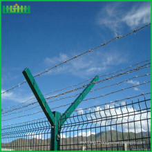 Ensure Quality PVC Welded Airport Fence