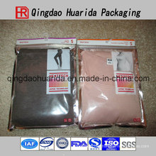 FDA Grande Costum Ziplock Mask Plastic Clothing Bag