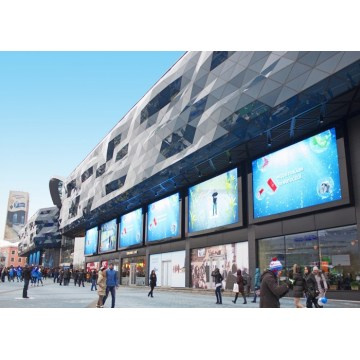 P6 Full Color SMD Outdoor Billboard Pantalla LED