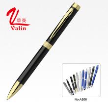Металлическая шариковая ручка разного цвета Рекламная ручка Premium на Sell