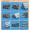 SAE A519 1020/1045/4130/4135/4140/8120 Tubo sem costura de aço carbono