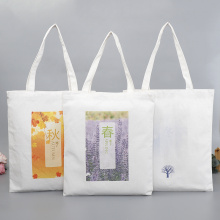 Shopping Cotton Season Pattern Bag