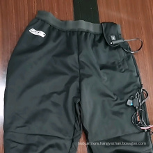 Electric heated pants 12V for motorcycle riders