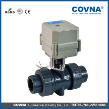Válvula de desviación de agua eléctrica de diseño nuevo agua eléctrica de cierre de válvula con gran precio