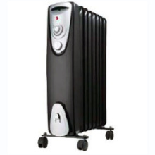Oil free room heaters