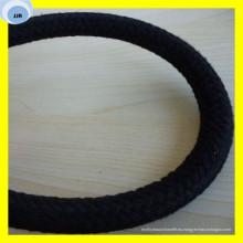 Cable trenzado textil manguera cubierta SAE 100r5 manguera auto aceite manguera