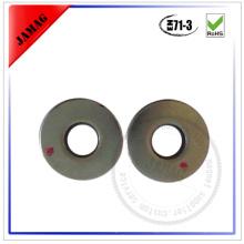 N42 diametrically magnetized neodymium ring magnet