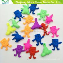 Os brinquedos crescentes da água do modelo crescente dos desenhos animados da fonte da fábrica brincam brinquedos relativos à promoção