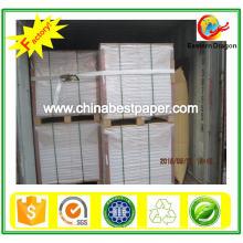 Caderno de papel não revestido em folhas 620 * 840 mm
