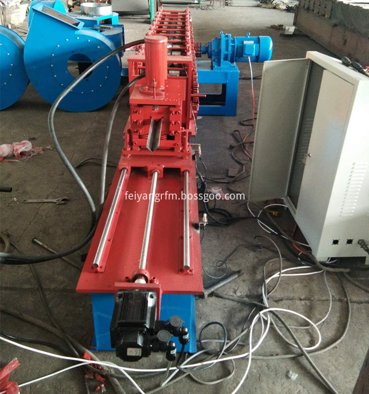 angle iron roll forming machine 1