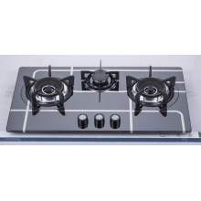 Três fogão a gás do queimador (SZ-LW-108)